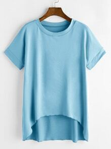 Tee-shirt trapèze