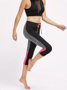 Aktiv Hosen mit Stricken