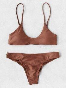 Beach Bikini Set