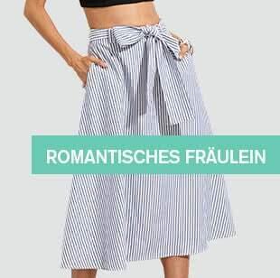 Romantisches Fräulein