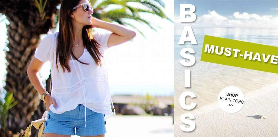 Shop Basic Tops