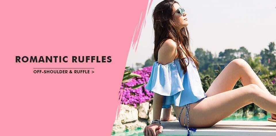 Romantic Ruffles
