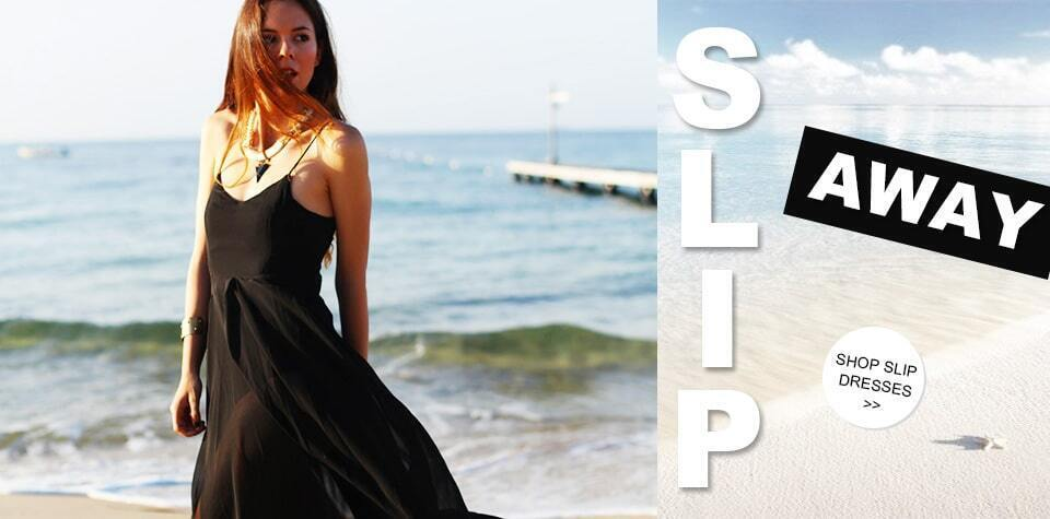 Shop Slip Dresses