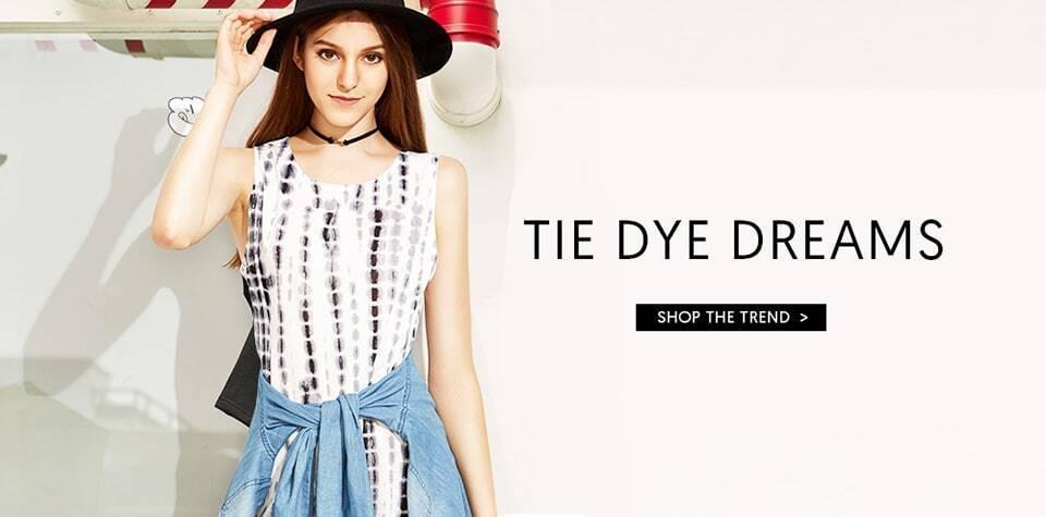Shop Tie Dye