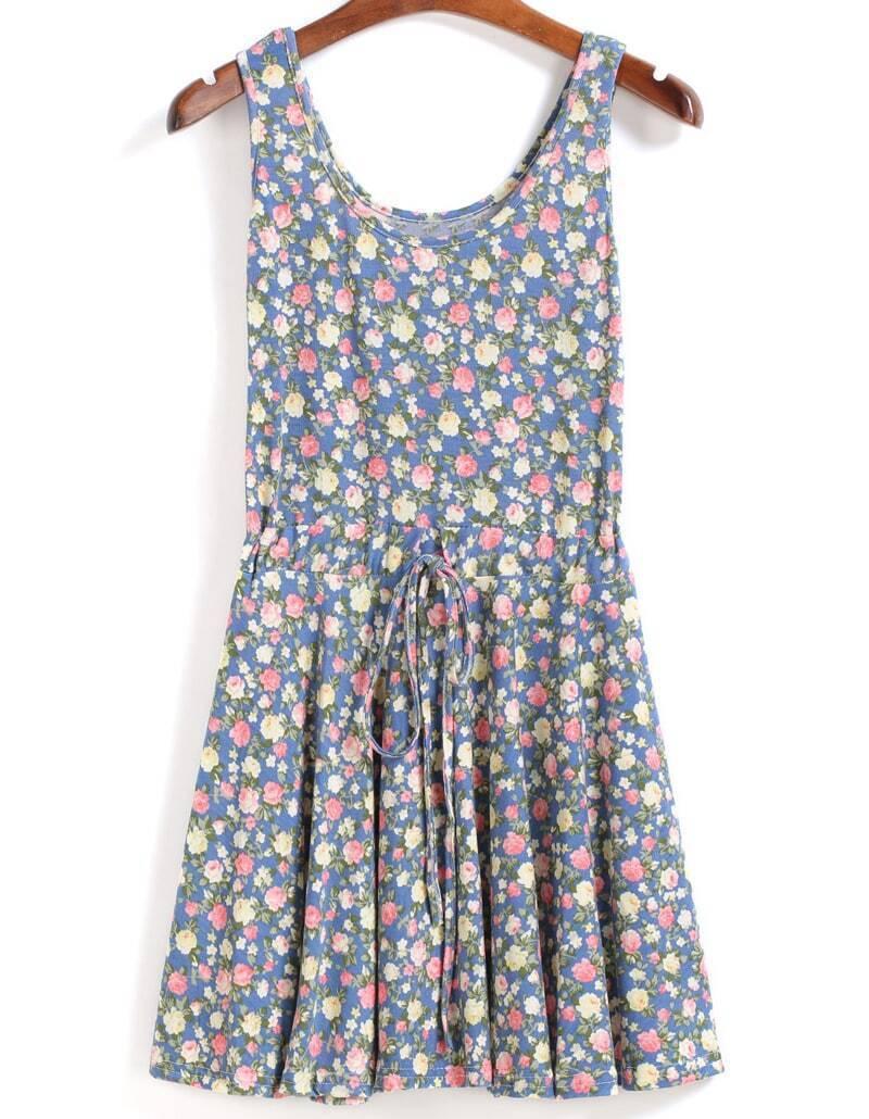 how to make a drawstring dress