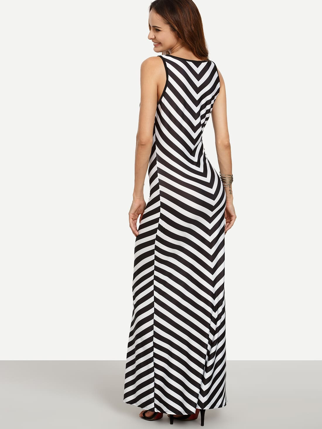 Grey Chevron Maxi Dress Clearance - The Pink Lily Boutique Find this Pin and more on I'd rock that by Amanda Khristine. The Pink Lily Boutique - Grey Chevron Maxi- put a shirt underneath it and i .