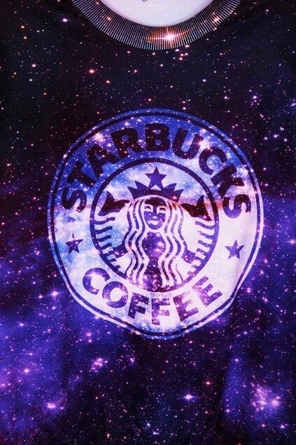 starbucks galaxy wallpaper - photo #10
