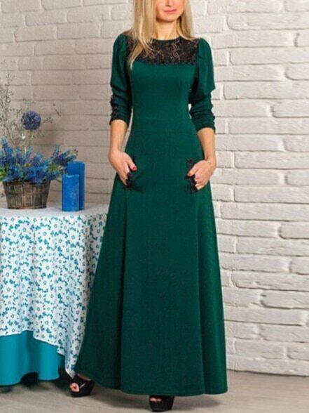 длинное платье купить