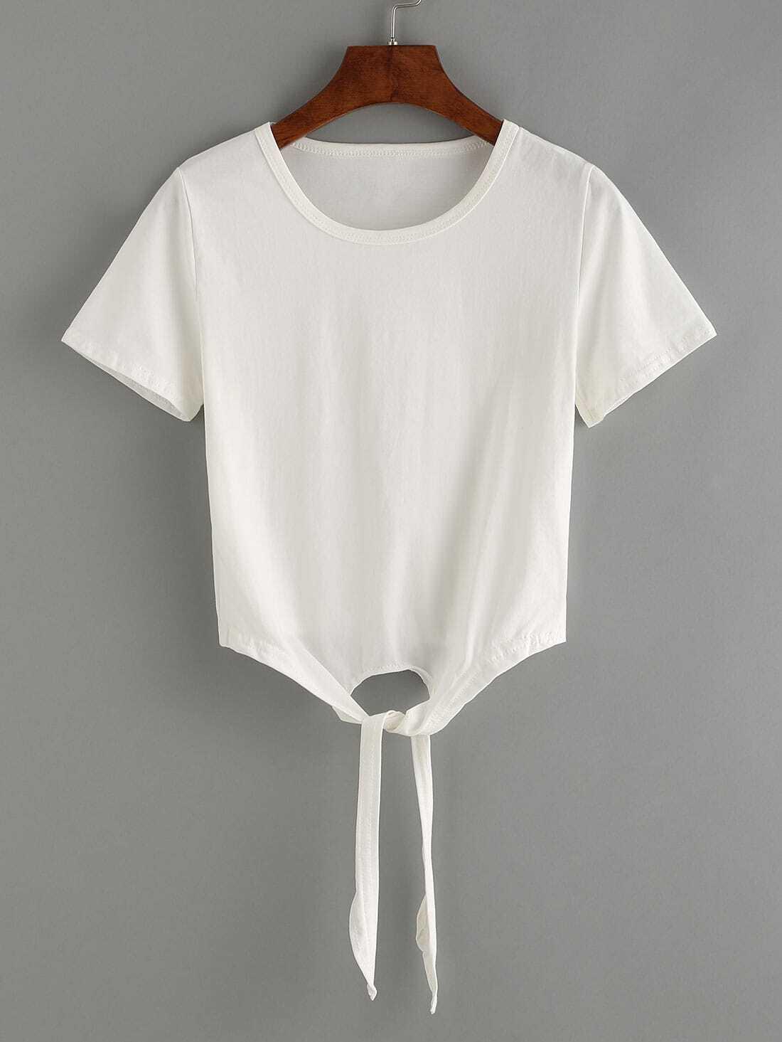 White Polo Shirt For Women