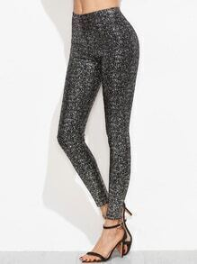 Black Skinny Blink Leggings