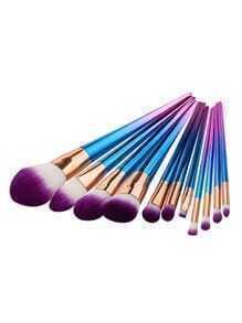 Ombre Makeup Brush Set