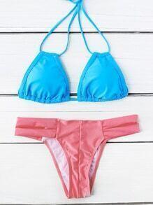Sets de bikini con abertura