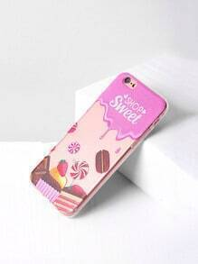 Funda para iPhone 6/6s con estampado