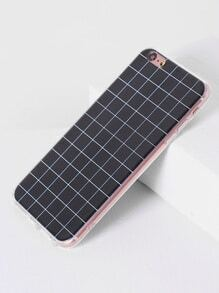 Grid Pattern iPhone 6 Plus/6s Plus Case