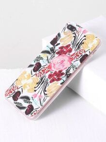 Funda para iPhone 7 Plus con estampado de acuarela