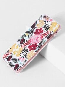 Funda para iPhone 6 Plus/6s Plus con estampado de acuarela