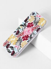 Funda para iPhone 7 con estampado de acuarela