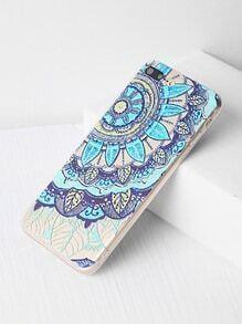 Mandala Print Case iPhone 7 Plus Case