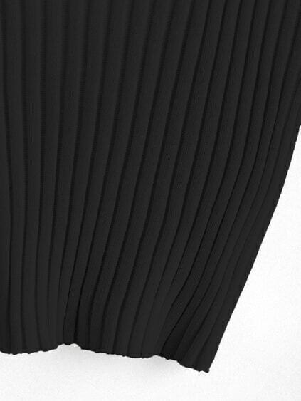 Ribbed Knit Tank Top