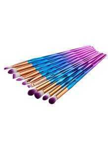 Ombre Textured Eye Brush Set