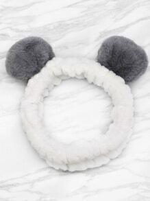 Contrast Ear Soft Hairband