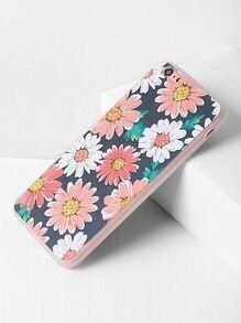 Daisy Print iPhone 6 Plus/6s Plus Case