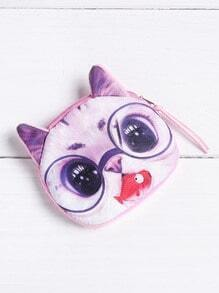 Cat Shaped Cute Coin Purse