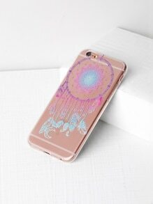 Tribal And Feather Pattern iPhone 6/6s Case