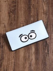 Eye Patch Cute PU Wallet
