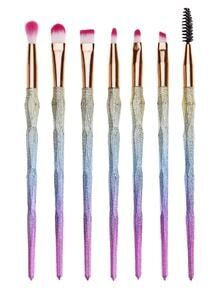 Ombre Matte Makeup Brush 7pcs