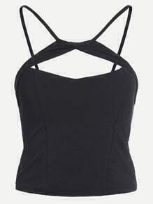 Cut Out Cami Top