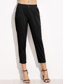 Pantalon collant avec poche