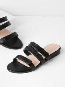 PU Casual Sandals