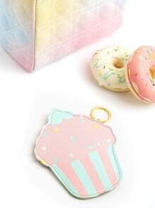 Ice Cream Shaped Coin Purse