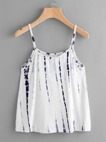 Water Color Cami Top
